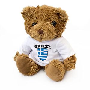 NEW-Greece-Flag-Teddy-Bear-Greek-Fan-Gift-Present-Xmas-Hellenic