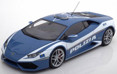 1:18 AUTOart Lamborghini Huracan LP610-4 Polizia 2014