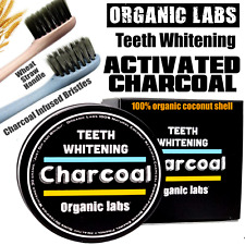 Teeth Whitening 100% Organic Natural Activated Coconut Charcoal Powder