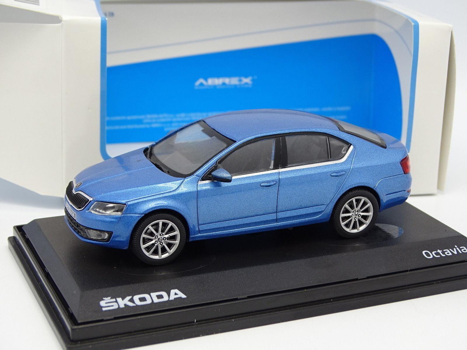 perfezionare Abrex 1 43 - Skoda Octavia Octavia Octavia Blu  all'ingrosso a buon mercato