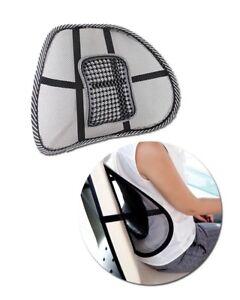 Schienale ergonomico universale - Supporto lombare massaggiante