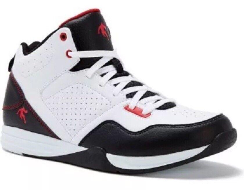 et athlétisme hommes hors sz 10 capital basket chaussure élégante hors hommes cour Rouge  & Noir  b49712