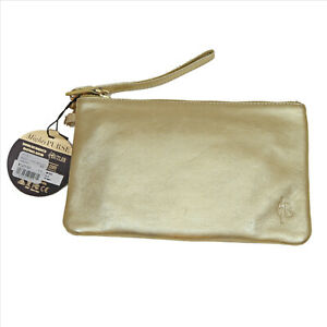 Mighty-Purse-Gold-Genuine-Leather-4000-mAh-Built-in-Phone-Charger-By-HButler