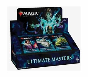 Magic the Gathering - Ultimate Masters Booster Box