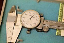 Mitutoyo Dial Calipermultimeter 505 644 50 Shock Proof Vintage