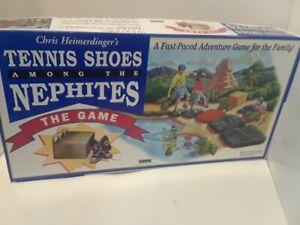 Tennis-Shoes-Among-the-Nephites-Board-Game-LDS-Mormon-Family-Chris-Heimerdinger