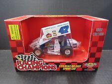 1997 Edition #47 Johnny Herrera Housby Trucks  RC2 Sprint Car -- 1/24th scale