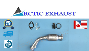 FITS:2008-2009 CADILLAC CTS 3.6L VIN 7 FRONT DRIVER CATALYTIC CONVERTER