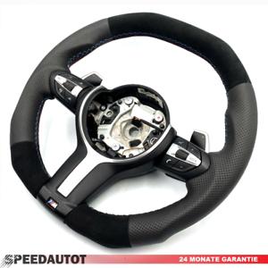 Aplatie Alcantara volant cuir volant BMW m3 e46 avec airbag steering wheerot