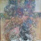 Marc JANSON (1930) Huile sur toile, Composition, signé