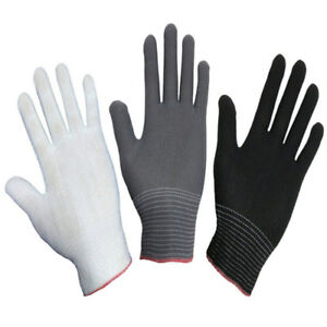 2Pair Anti Static Antiskid Gloves PC Computer Phone Repair Electronic Labor   Ec