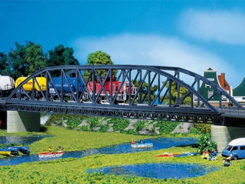 Faller 120482 arco puente puente de acero h0 kit puente nuevo