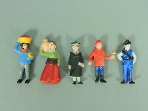 ALTFIG-Berufe-Komplettsatz-aus-allen-5-Figuren-100-original