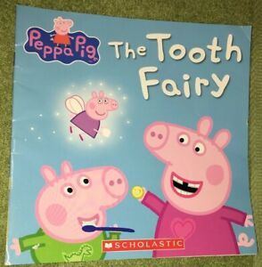 Peppa-Pig-The-Tooth-Fairy-by-Inc-Staff-Scholastic-2014-Paperback