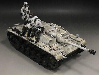 Bronco 1//35  WWII German StuG III Ausf C//D *2in1* #35116  #CB35116