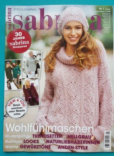 Sabrina soga Journal nº 1 de enero de 2018 no leído 1a absolutamente Top