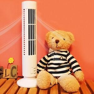 usb desktop drehbarer fan ventilator turmventilator f r. Black Bedroom Furniture Sets. Home Design Ideas
