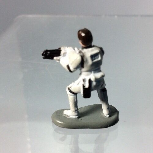 A7 Star Wars Han Solo Stormtrooper Micro Machines New Hope Death Star Trooper