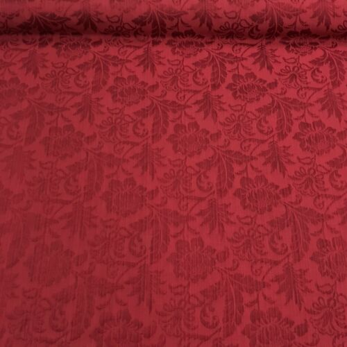 Montrose Floral Designer Damask Fabric Cushion Furnishing Upholstery Curtain