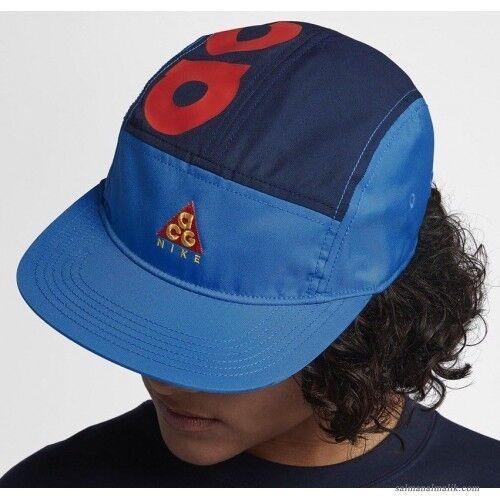 NikeLab ACG Dry AW84 Running Adjustabl Hat Cap All Conditions Gear QS Limited Ed