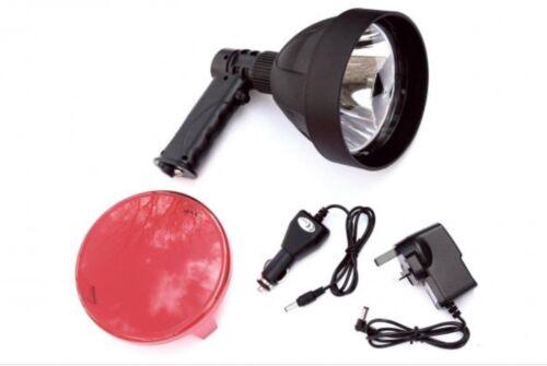PISTOLA LUNGA Clulite Ranger Luce PLR-500 portatile ricaricabile LED-Caccia