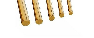"""260 Laminated Layered Brass Sheet  0.032/"""" Thick x 12.00/"""" Wide x 12/"""" Length"""