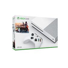 Microsoft Xbox One S 500GB Battlefield Console- INCOMP- (SHIPS FREE)