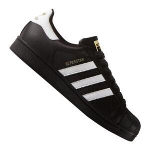adidas Originals Superstar Foundation Schwarz eBay