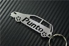 For Fiat PUNTO MK1 keyring keychain Schlüsselring porte-clés SPI GT SPORTING MPI