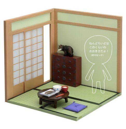 NendGoldid Spielset  02 Japanisch Life Set A Restaurants Diorama Phat  Neu F S