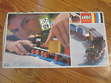 LEGO Eisenbahn alt 12V  Set 720 BDA OVP