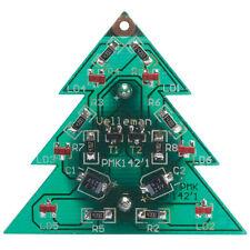 Smd árbol de Navidad Velleman Electronics Kit De Navidad Led Insignia Broche Colgante