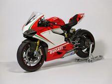 1:12 Ducati 1199 Panigale S Decals Set Ayrton Senna - Tricolore For Tamiya RARE