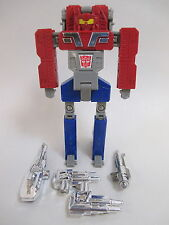 "Transformers G1 Cassettes ""GRANDSLAM + RAINDANCE"" w/ Weapons C8.5+ shape 1988"