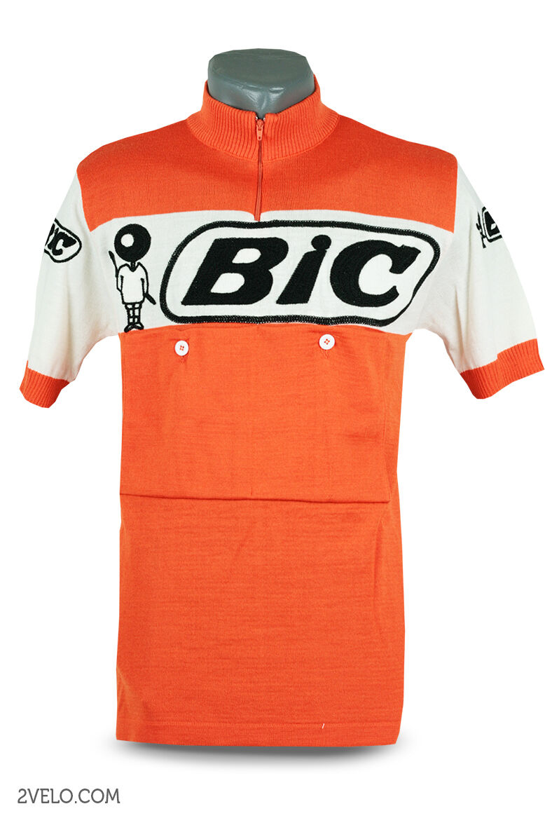 BIC vintage wool jersey, new, never worn  XL  just buy it