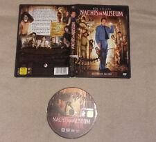 DVD  Nachts im Museum Alles erwacht zum Leben Ben Stiller O3 6