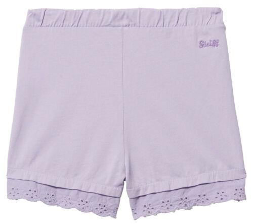 nuevo! Steiff ® chica Jersey shorts pantalones cortos lila 92-122 f//s 2019