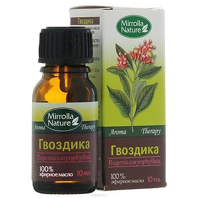 100% naturreines ätherisches Nelke Öl Nelkeöl 10ml