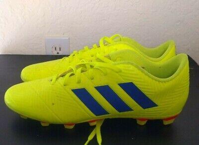 Nemeziz 18.4 FXG Soccer Cleats   eBay