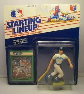 1989  B.J. SURHOFF - Starting Lineup (SLU) Baseball Figure - MILWAUKEE BREWERS