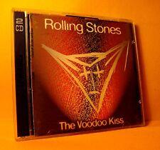 CD The Rolling Stones Voodoo Kiss 25 TR (2 x CD ) 1994 KTS Italy Rock MEGA RARE