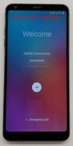 LG-G6-H871-32GB-Astro-Black-Clean-IMEI-AT-amp-T-Bad-Vibrate-Good-Condition