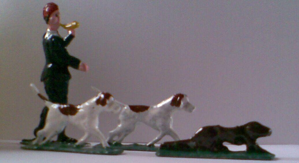 LEAD FLATS OTTER HUNT SET, FOX HUNT SET & HARE HUNTING SET
