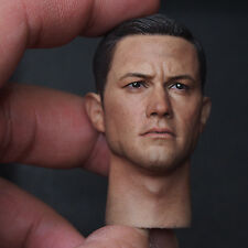 "Custom 1/6 Scale Head Sculpt Joseph Gordon Robin Figure 12"" Hot Toys Male Body"