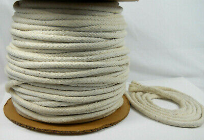 1//4 #2 USA Cotton Piping Welt Cord All Sizes 46 Yards//Spool