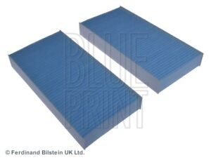 Filtro-De-Polen-Cabina-de-impresion-Azul-ADH22510-Totalmente-Nuevo-Original