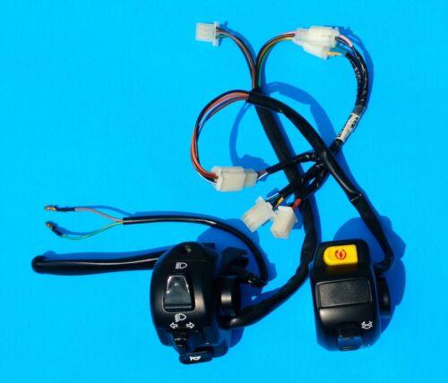 Eton 815116 Handlebar Switch Kit Brake Lever Auto Choke E-ton Beamer PN2 Vin:5BA