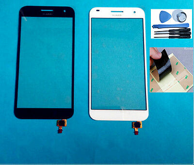 for Huawei Ascend G7 G7-TL00 +Tools +3MGlue touch screen Digitizer Display