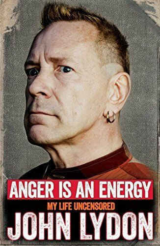 1 of 1 - Anger is an Energy: My Life Uncensored by Lydon, John 147113721X The Cheap Fast