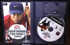 TIGER WOODS PGA TOUR 2004 SONY PLAYSTATION 2 PS2